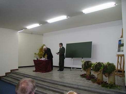 Inauguracja 2004