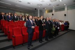 Inauguracja roku akademickiego w Wyższej Szkole Technicznej w Katowicach 2015