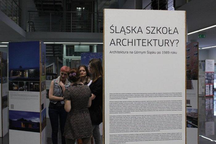 Śląska Szkoła Architektury w WST