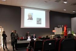 Czesław Bielecki - Wykład