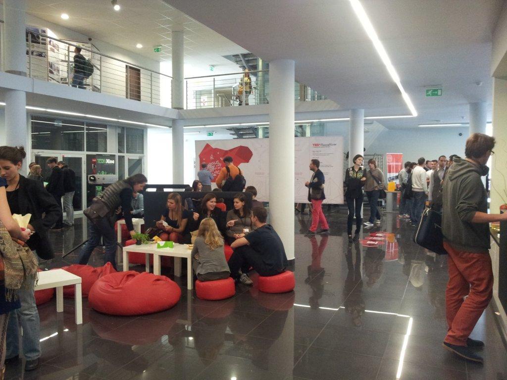 Konferencja - TEDxRawaRiver