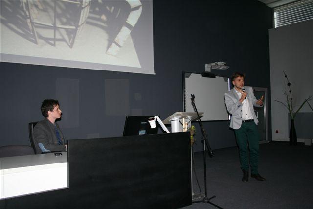 Konferencja Naukowa - Wnętrze