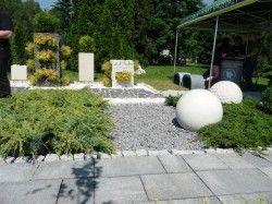 Ogród zaprojektowany i wykonany przez studentów WST przy współpracy firmy novum w Parku Śląskim