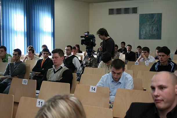Olimpiada WiUB 2008