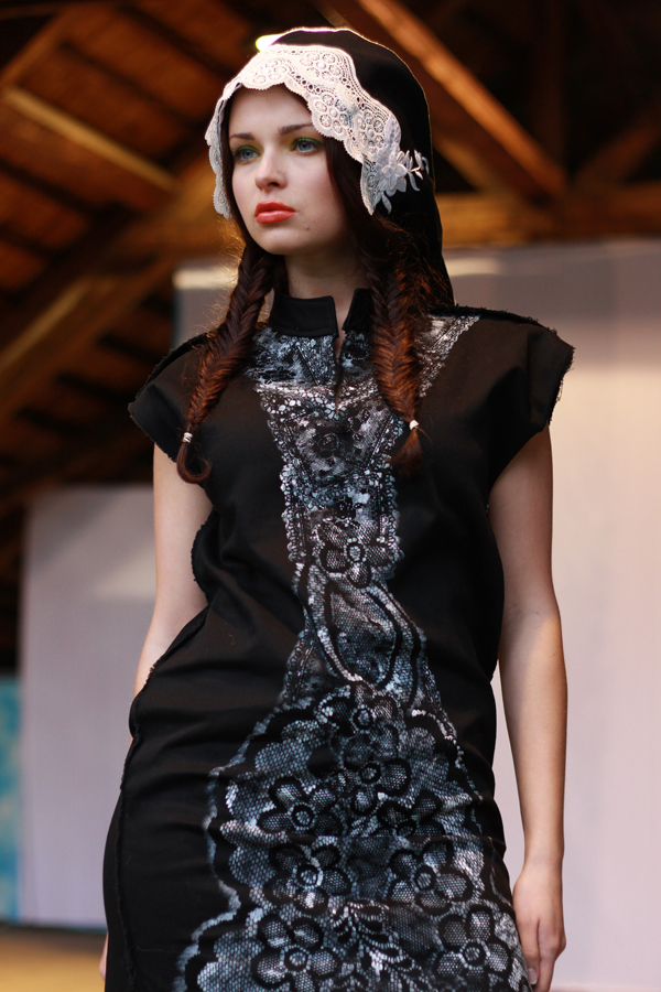 Pokaz mody studentów WST - Kolekcje Inspirowane Kulturą Śląską