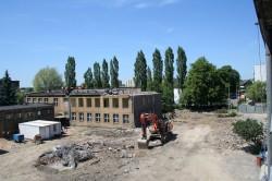 Rozbudowa budynków Wyższej Szkoły Technicznej w Katowicach