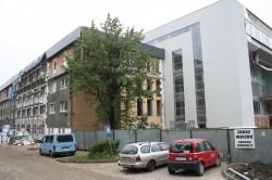 Rozbudowa budynków Wyższej Szkoły Technicznej w Katowicach cz.2