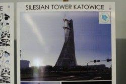Silesia Towers - Projekty Studentów WST na budynek przy Rondzie w Katowicach