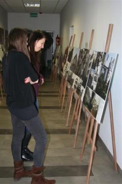 PIERWSZA WYSTAWA Z CYKLU TWÓRCY ŚLĄSKIEJ ARCHITEKTURY - ARCH. HENRYK BUSZKO