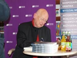 Spotkanie autorskie z prof. Januszem A. Włodarczykiem