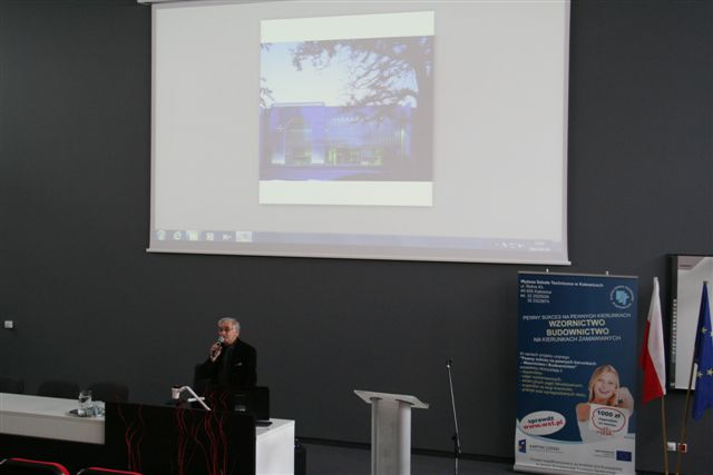 Romuald Loegler - Wykład