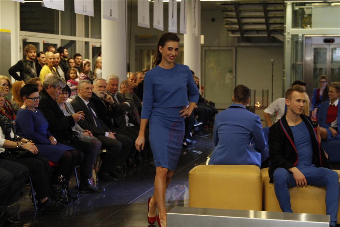 Inspiracja Kreacja Realizacja - pokaz kolekcji ubiorów zaprojektowanych na potrzeby Urzędu Miasta Żory