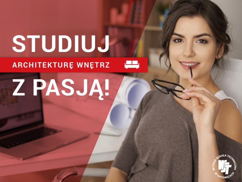 Studia Architektury Wnętrz w woj. Śląskim, Katowice