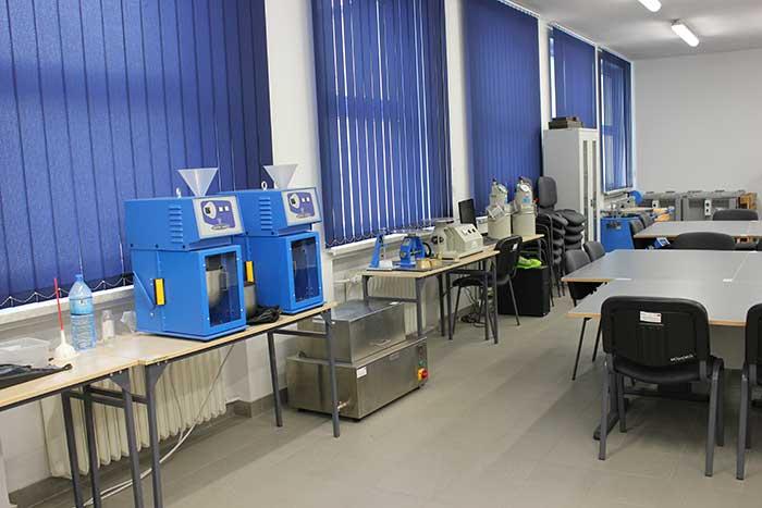 Budownictwo - Laboratorium budowlane - woj Śląskie, Katowice