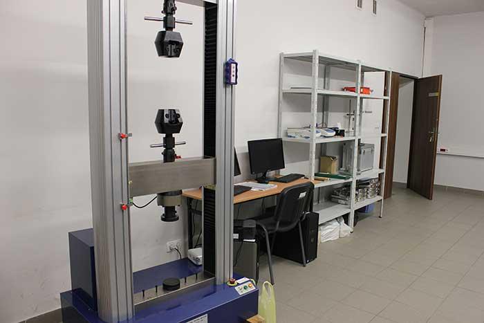 Budownictwo - Laboratorium wytrzymałości - woj Śląskie, Katowice