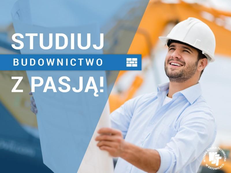 Studia Budownictwa w woj. Śląskim, Katowice