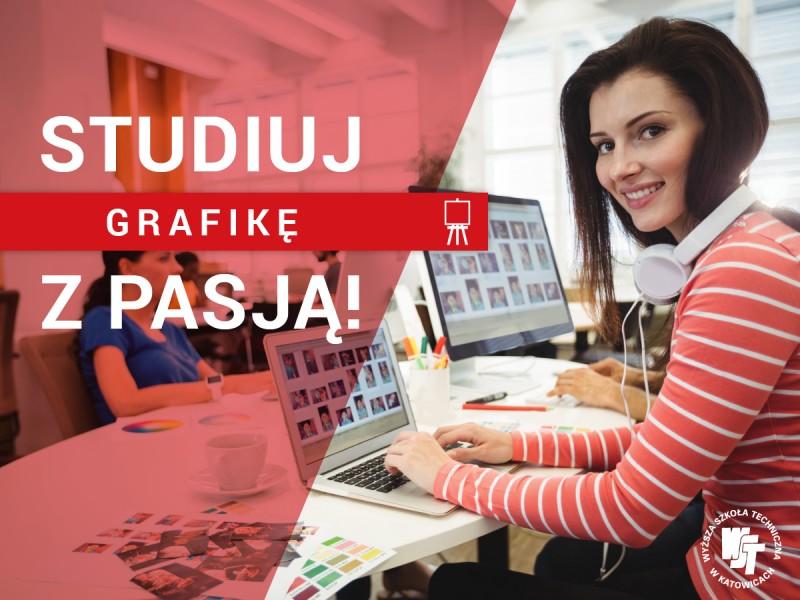 Studia Grafiki w woj. Śląskim, Katowice