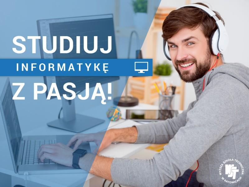 Studiuj kierunek Informatyka w woj. Śląskiem, Katowice