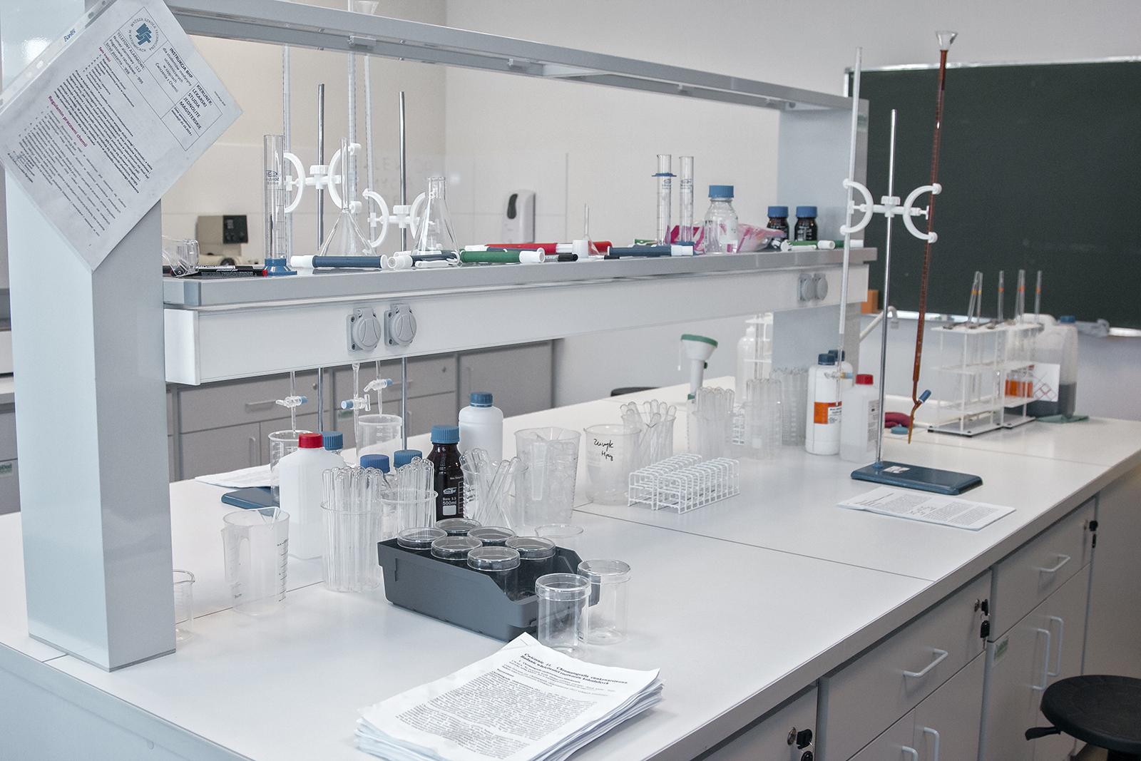 Laboratoria kierunku Lekarskiego