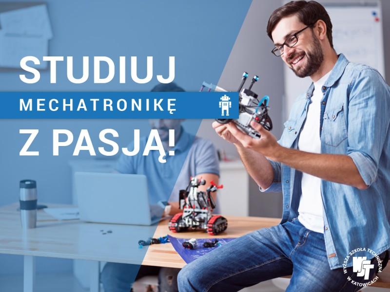 Studia Mechatroniki w woj. Śląskim, Katowice