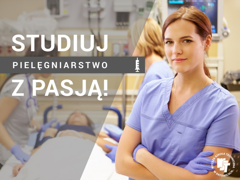 Studia Pielęgniarskie w woj. Śląskim, Katowice