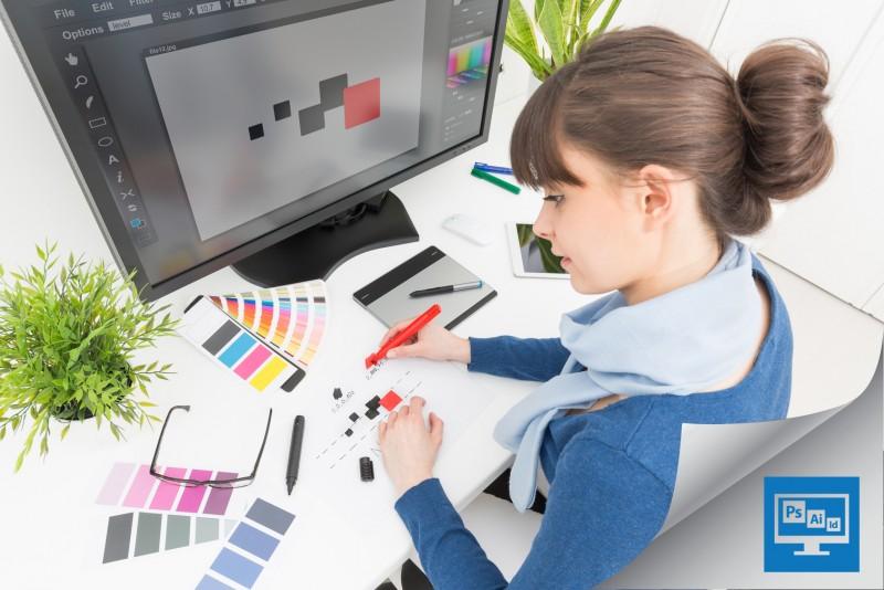 Grafika Reklamowa - wyjątkowy kurs grafiki dla każdego