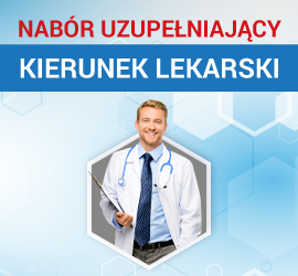 Kierunek Lekarski - studia jednolite magisterskie