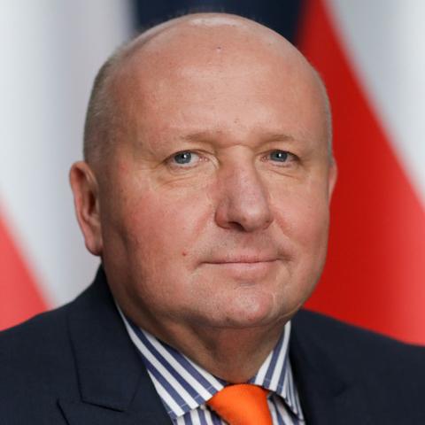 Prorektor ds. jakości kształcenia - prof. dr hab. n. med. Dariusz Boroń
