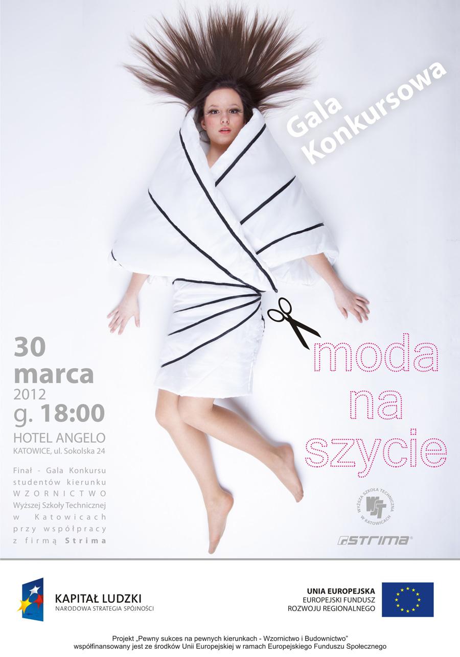 Gala finałowa  konkursu Moda na szycie