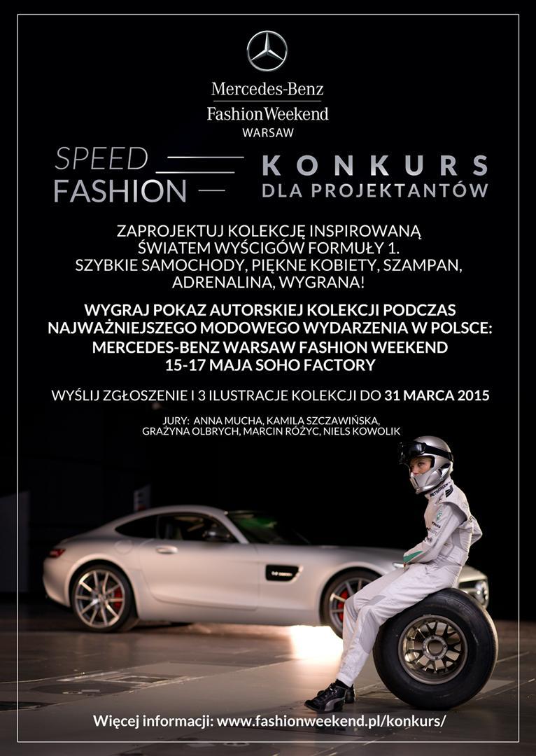 Mercedes-Benz Fashion Weekend Warsaw