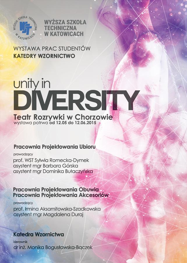 Wystawa Unity in Diversity w Chorzowskim Teatrze Rozrywki