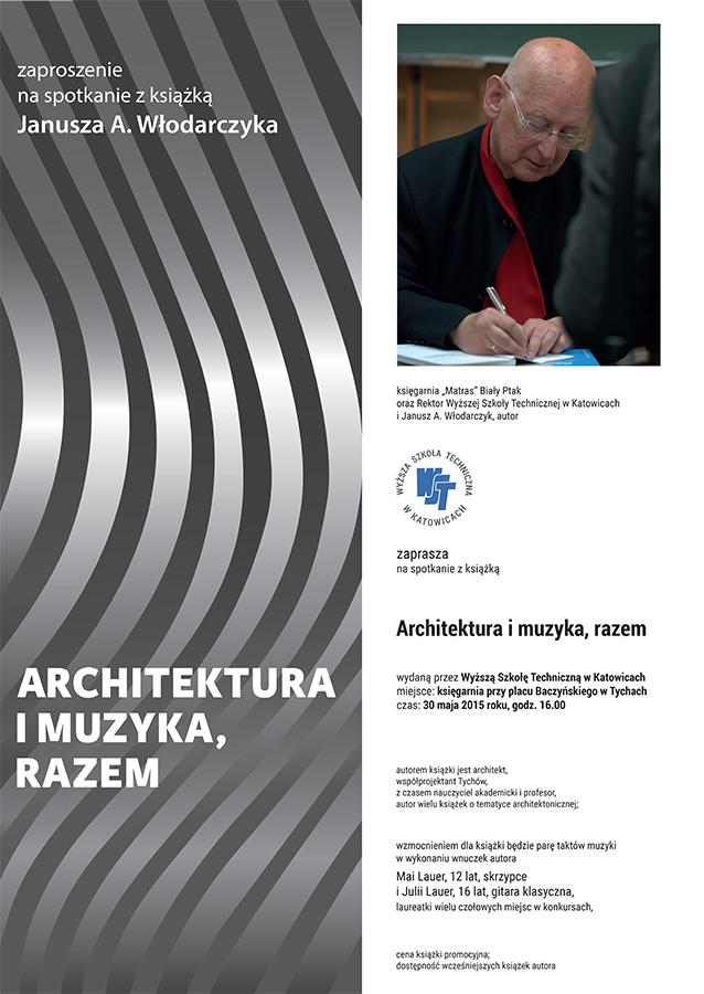 Spotkanie autorskie z Profesorem Januszem A. Włodarczykiem