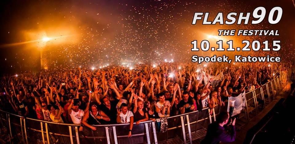 Zapraszamy na festiwal FLASH 90