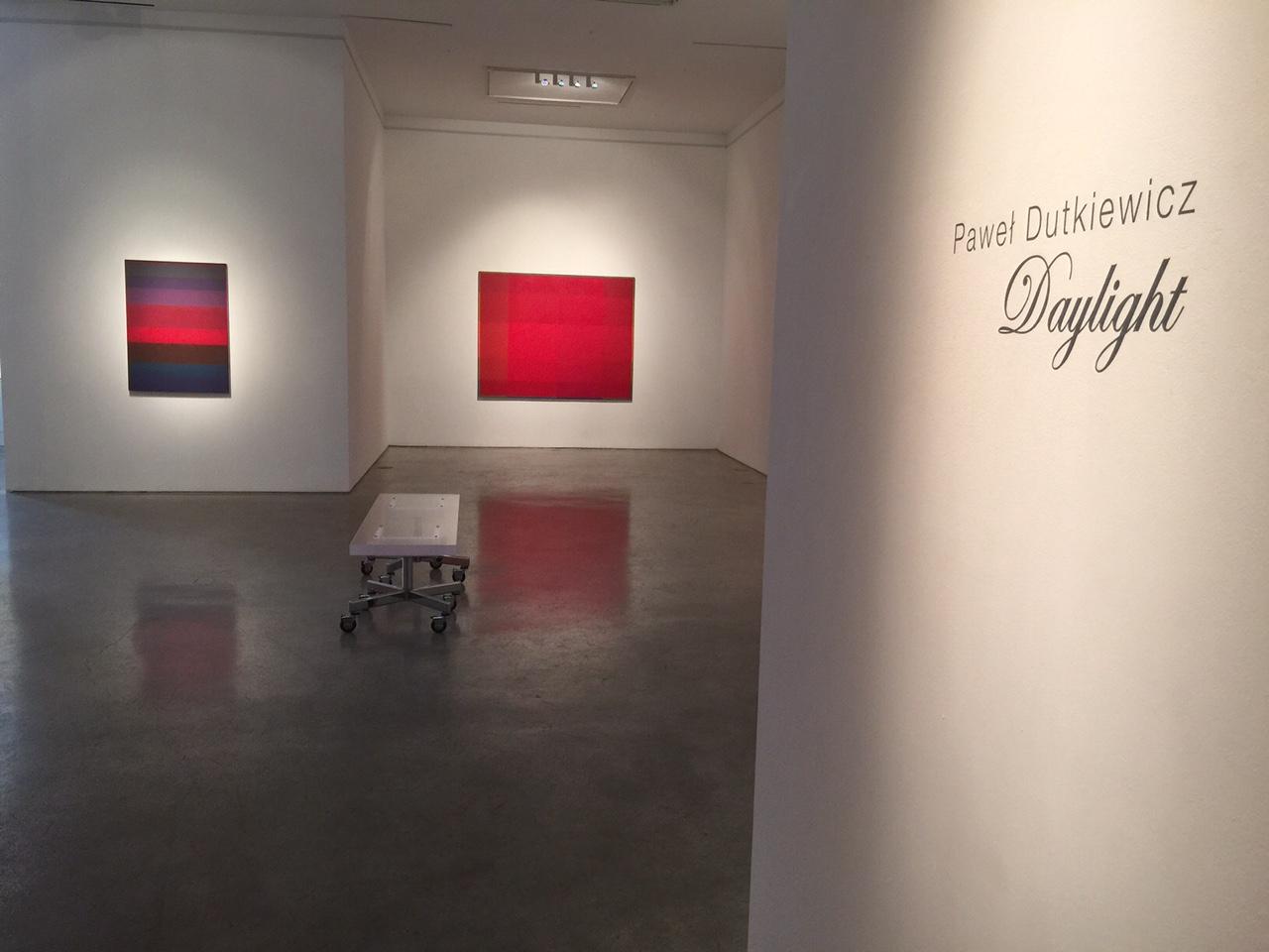 Wystawa dr Pawła Dutkiewicza w Anya Tish Gallery (Houston)