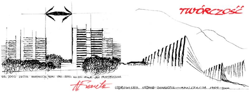 Przestrzeń i człowiek są 4-ro-wymiarowcami wystawa Aleksandra L. Franty.