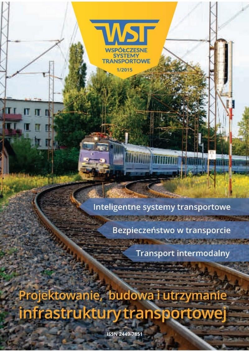 Współczesne systemy transportowe 1/2015