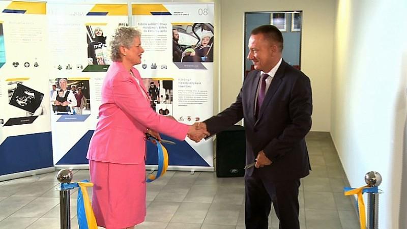 Uroczyste otwarcie Konsulatu Szwecji w Katowicach