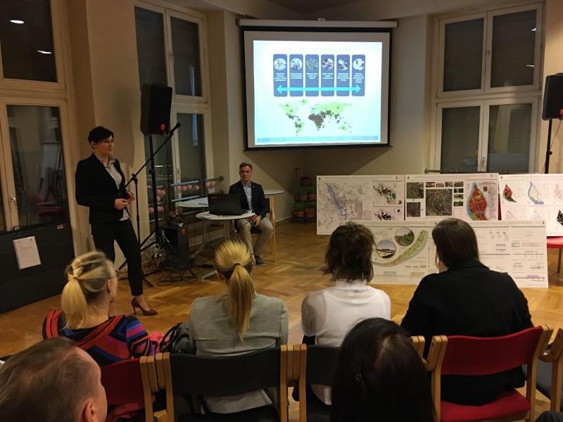 Nasza studentka finalistką XXVII Nagrody Towarzystwa Urbanistów Polskich Oddział Katowice.