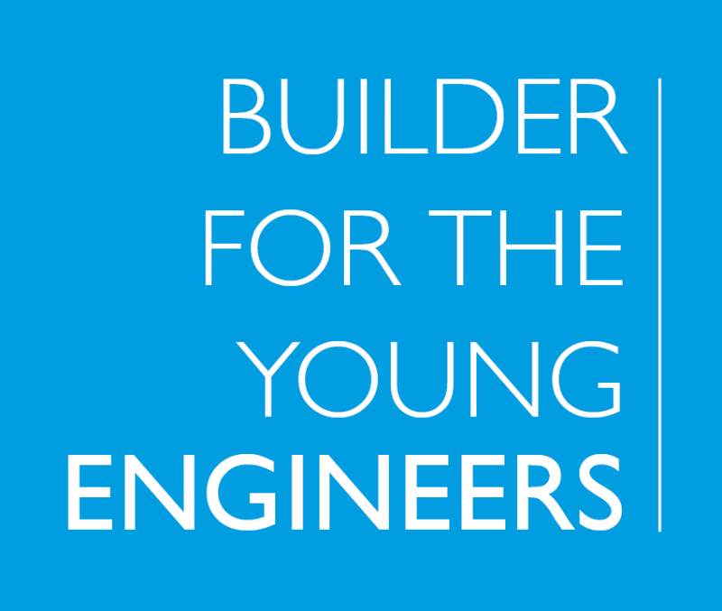 BUILDER FOR THE YOUNG ENGINEERS.