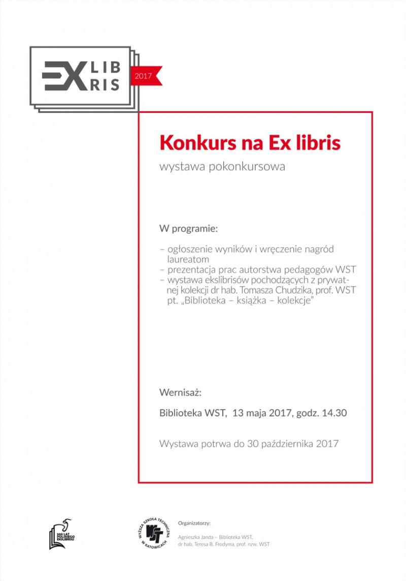 Wystawa pokonkursowa - Ex libris