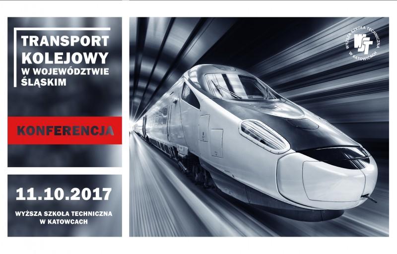 Przyszłość transportu kolejowego – tematem konferencji w WST w Katowicach