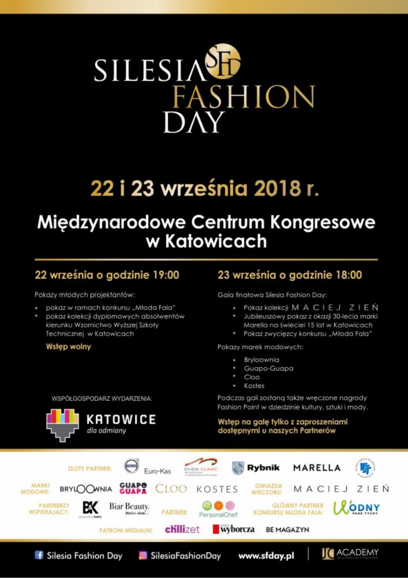 Gala dyplomowa Studentów Wzornictwa podczas Silesia Fashion Day