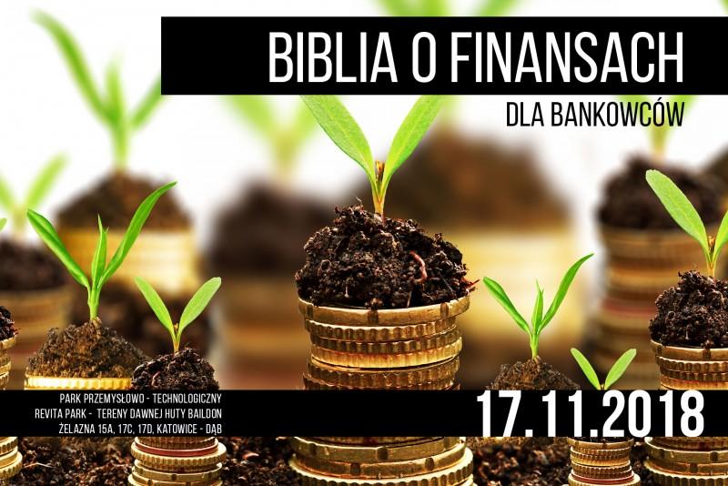 Konferencja Biblia o finansach