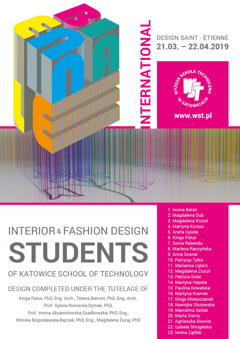 Biennale Internationale Design Saint – Ètienne