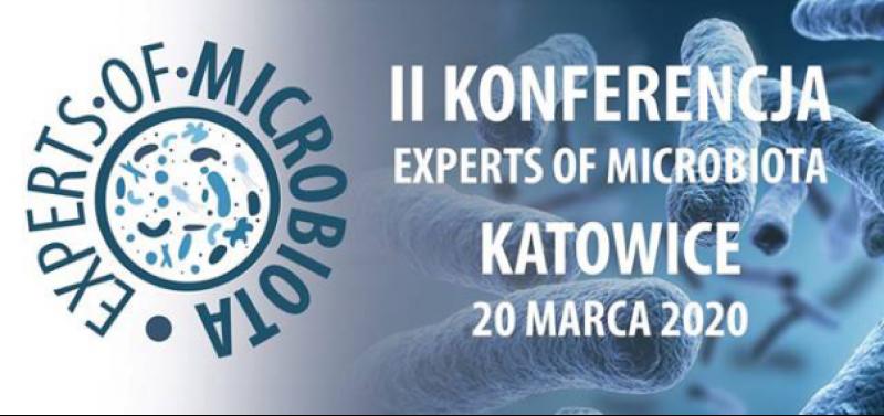 II Konferencja Experts of Microbiota