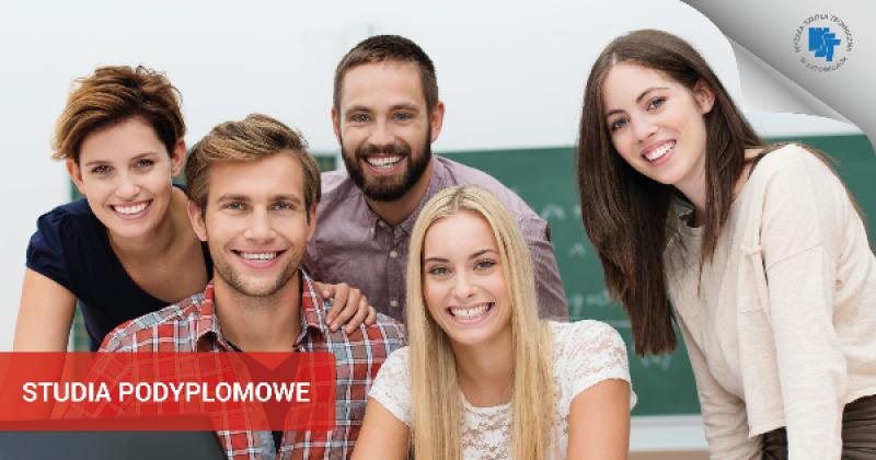 Sprawdź nowe kierunki. Studia podyplomowe - rekrutacja on-line.