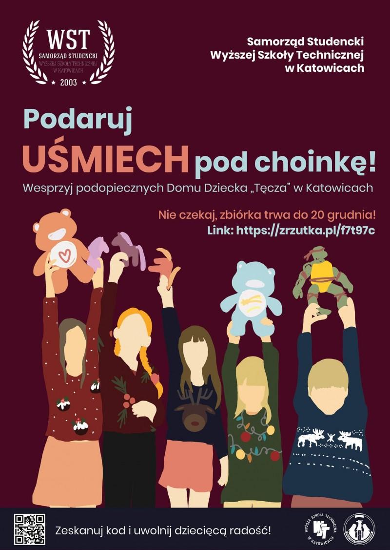 Świąteczna charytatywna akcja Samorządu Studenckiego